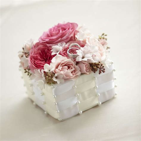 cuscino portafedi fiori portafedi con i fiori foto 29 39 matrimonio pourfemme