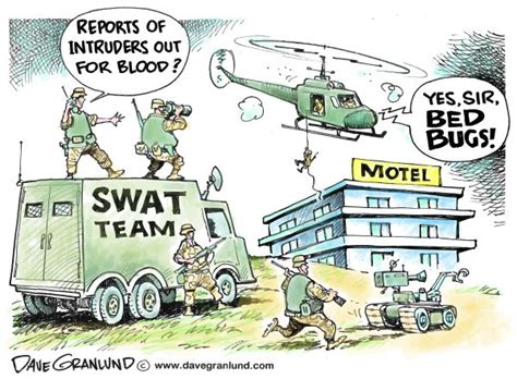 bed bug cartoon politicalcartoons com cartoon