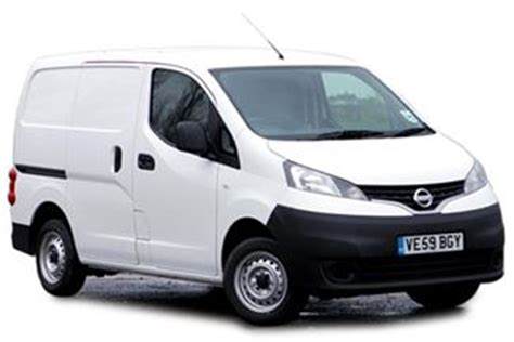 nv 2000 nissan price nissan nv200 09 review parkers