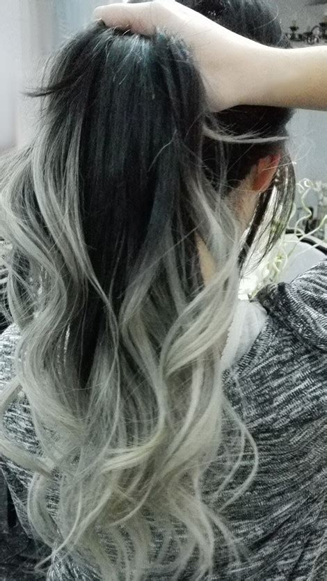 ombre is out 2015 is ombre in or out dirty looks spaced out ombre hairbun