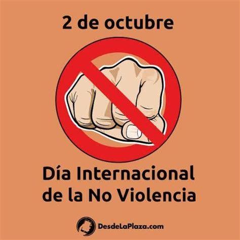 imagenes dia de la no violencia de genero dia internacional de la no violencia d 237 as especiales