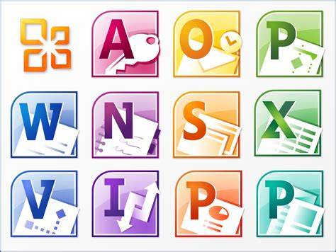 microsoft office 2010 icons microsoft office 2010 icons by carlosjj deviantart com on