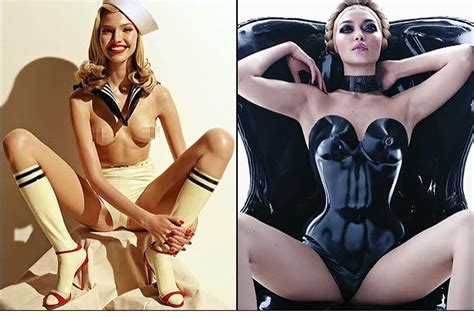 Gigi Hadid Calendario Pirelli Isabelli Fontana E Mais Gatas Posam Sensuais Para