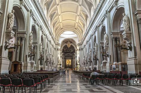 cattedrale di palermo interno cattedrale di palermo chiese di palermo turismo palermo