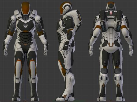 Iron 39 Gemini Papercraft iron 3 armures 39 sub orbital suit gemini bed