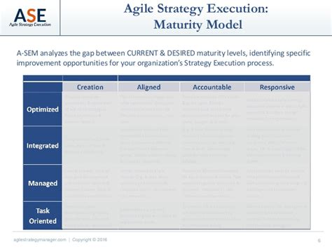 agile strategy management techniques for continuous alignment and improvement esi international project management series books agile strategy execution a new discipline
