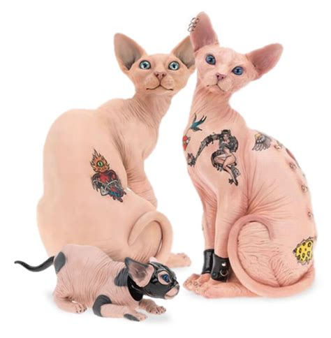 tattoo on cats designs meaning pictures gallery