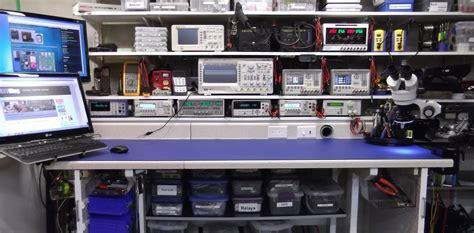 electronics workbench layout setup google search