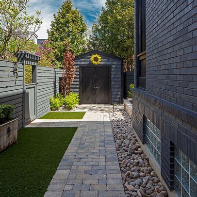 landscaping ideas for narrow side of house side of house landscaping ideas car interior design