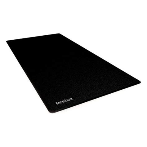 Cv Mat by Running Machines And Treadmills Reebok I Run Black