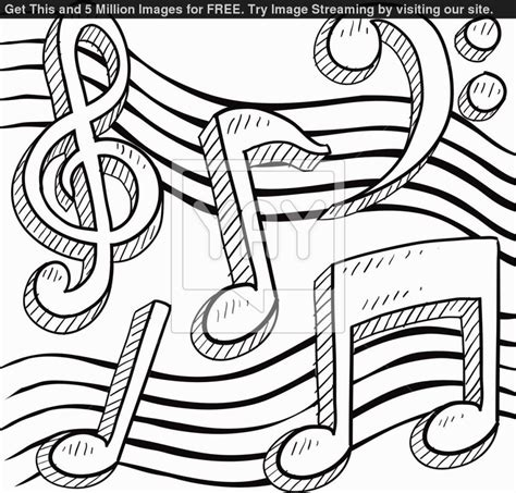 coloring page for music music notes coloring sheets coloring pages pinterest