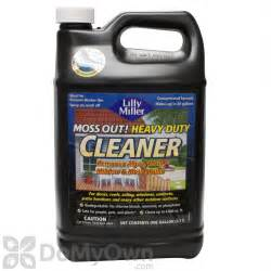 Patio Cleaner Reviews Lilly Miller Moss Out Heavy Duty Cleaner