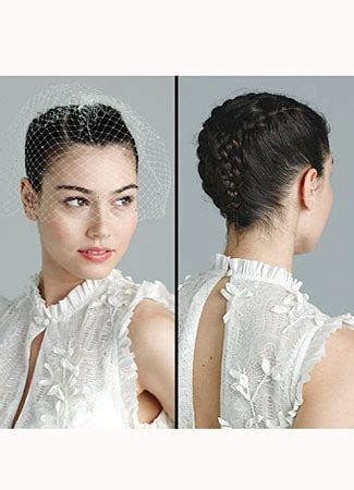 fhoto model rambut peganting 65 model gaya rambut pengantin wanita modern dan terbaru