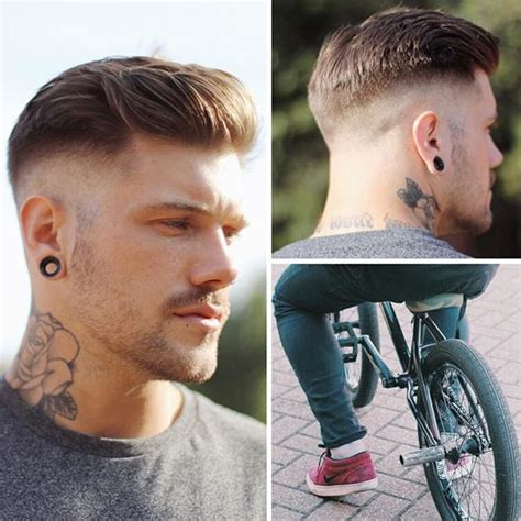 classic men s hairstyles with a modern look