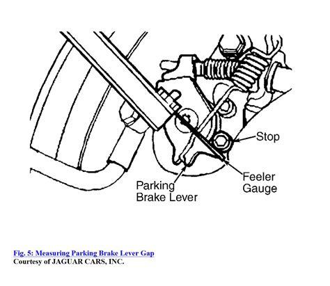 replace  rear brake pads    type jaguar