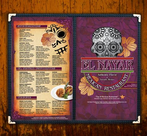mexican menu ideas for dinner best photos of mexican menu design mexican restaurant