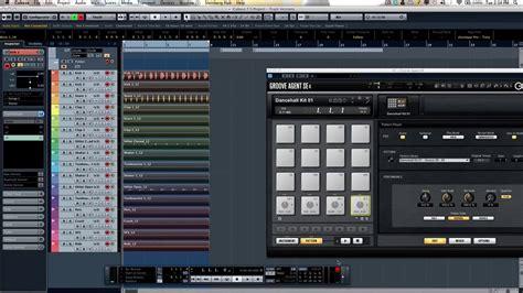 cubase drum pattern download cubase 5 tutorial free download