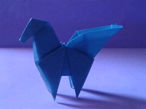 tutorial origami pegasus 17 best images about origami on pinterest origami