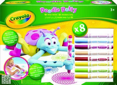 how to use doodle dotty crayola doodle dotty craft range
