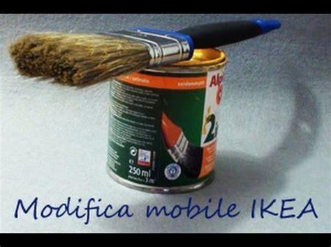 mobili modificati modifica mobile diy