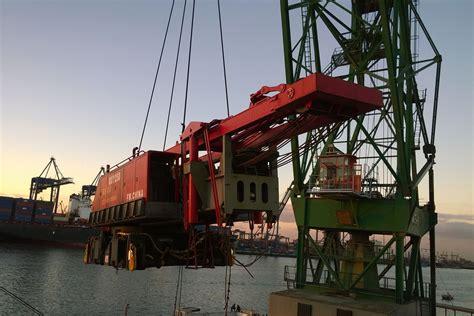 shipping to pakistan aaras shipping progress in pakistan breakbulk events media
