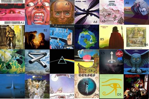essential modern progressive rock albums images and words progã s most celebrated albums 1990 2016 books prog album covers quiz by mathmethman