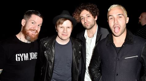 2015 fall out boy 14 things we learned on the road with fall out boy