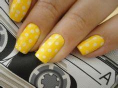 polka dot nails images   polka dot nails