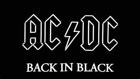 back in black ac dc back in black songs ranked worst to best