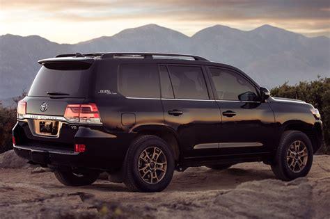 2020 Toyota Land Cruiser by 2020 Land Cruiser Heritage Edition Retro Looks But