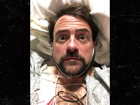 Smith Hospitalized by Kevin Smith Hospitalized After Attack