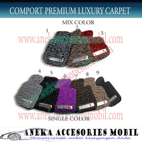 Karpet Mobil All New Terios 2018 comport carpet premium daihatsu new terios karpet comport