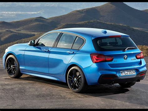 Bmw 1 Series Price In Ksa by 2018 Bmw 1 Series Facelift Revealed Drive Arabia
