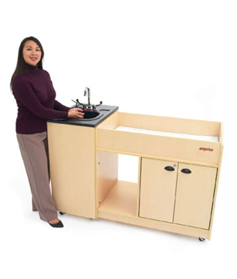 Portable Change Table Alternate Image Views Angeles Portable Changing Table Sinks Discontinued