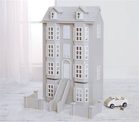 pottery barn kids doll house ellington dollhouse pottery barn kids