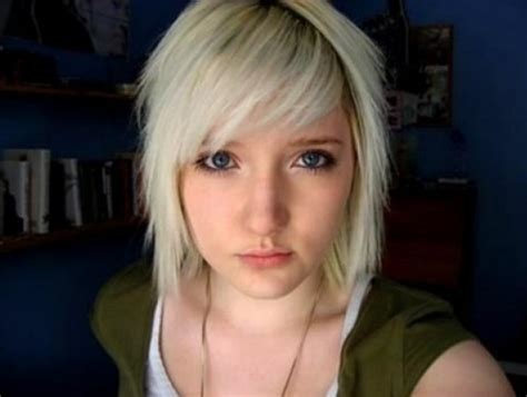 short emo haircuts for thin hair haircuts models ideas emo hairstyles for girls latest popular emo girls