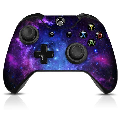 xbox one color space space two xbox one controller skin officially licensed