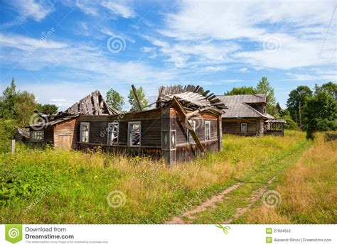 old wooden house in russian village stock photo colourbox old wooden house in russian village stock photos image