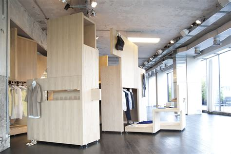 furniture store 187 retail design blog cos pop up shop for salone del mobile milan 187 retail