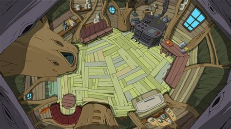 Finn And Jake S Living Room Image Living Room 5 2 Jpg Adventure Time Wiki Fandom