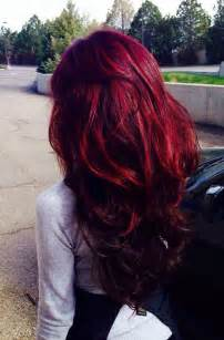 reddish purple hair color purple hair color hairstyle gallery