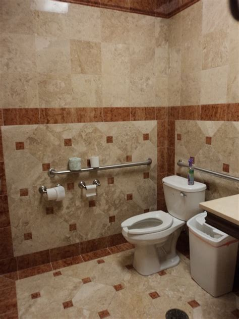 Commercial Bathroom Design Commercial Bathroom Design Traditional Bathroom Chicago By Habitat