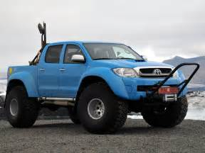Pics Of Toyota Trucks Toyota Hilux Offroad Database Center Hilux Arctic Truck