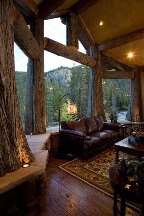 home source interiors log house interiors 1 woodz