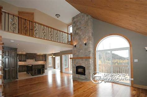 vaulted ceiling open floor plans ceilings on cathedral ceilings vaulted ceilings and wood cabins