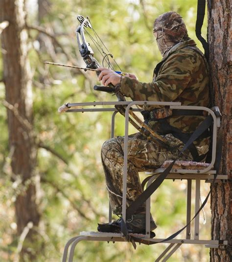 Most Comfortable Ladder Stand by For The Right Treestand Legendary Whitetails