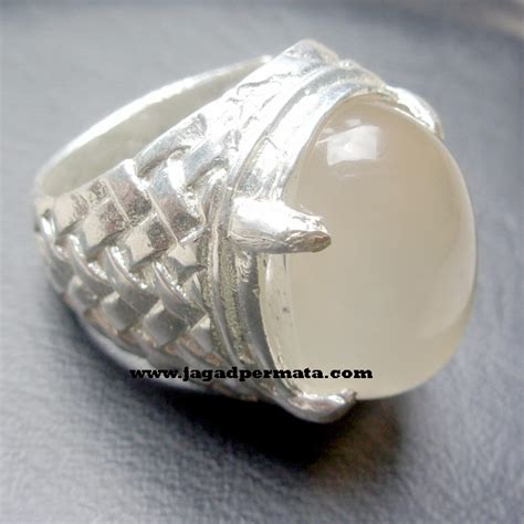 Paparaca Ring Alpaka cincin keladen pacitan jp298 jual batu permata hobi permata