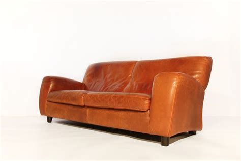molinari sofa molinari fatboy natural leather 3 seat sofa catawiki