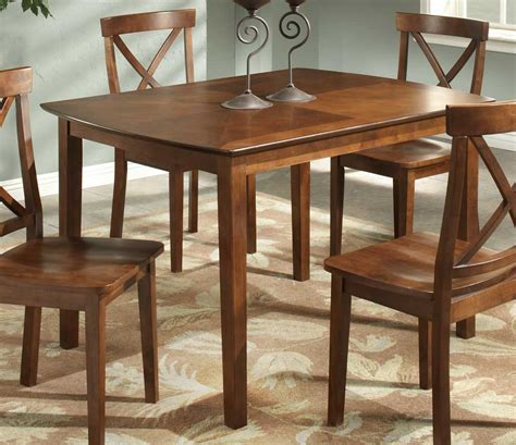 Homelegance Henley Dining Table 48 Inches 5335 48 Henley Dining Table