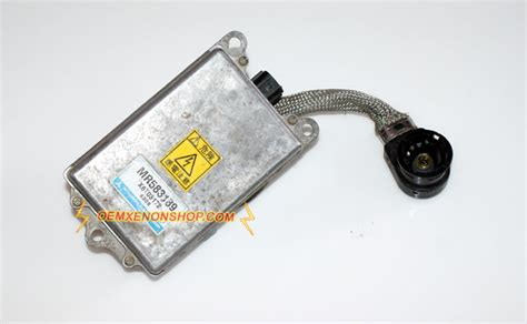 mitsubishi headlight bulb replacement mitsubishi pajero oem xenon headlight out ballast bulb